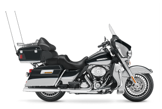 Electra Glide<sup>®</sup> Ultra Limited - 2012 Motorcycles
