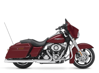 Street Glide<sup>®</sup> - 2010 Motorcycles