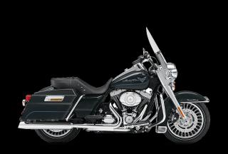 Road King<sup>®</sup> - 2012 Motorcycles