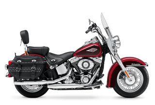 Heritage Softail<sup>®</sup> Classic - 2012 Motorcycles