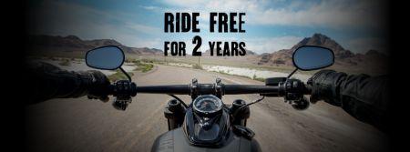 Нов Harley, който ще се грижи 2 години сам за себе си? Само до 30 юни