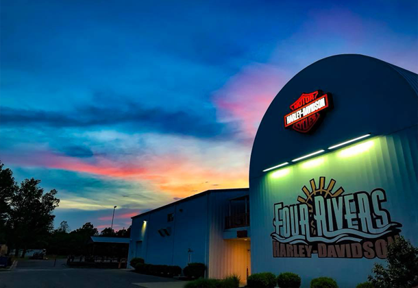 WELCOME TO FOUR RIVERS HARLEY-DAVIDSON® IN PADUCAH, KY