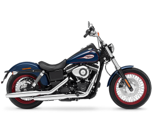 Street Bob<sup>®</sup> Special Edition - 2013 Motorcycles