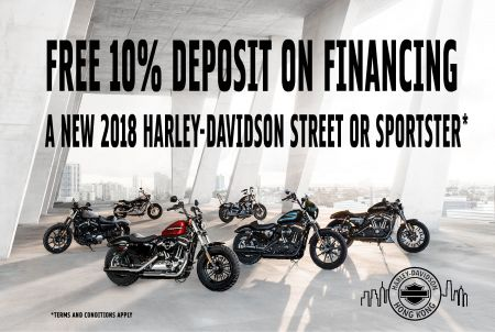 FREE 10% down payment promotion