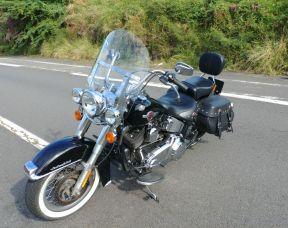 Harley Davidson FLSTC  Softail  Heritage Classic 2016