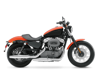 1200 Nightster<sup>®</sup> - 2009 Motorcycles