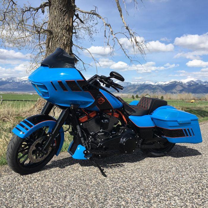 Papa Smurf | Yellowstone Harley-Davidson®