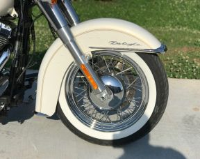 2014 Softail Deluxe