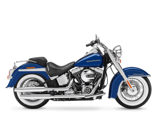 Softail<sup>®</sup> Deluxe - 2016 Motorcycles