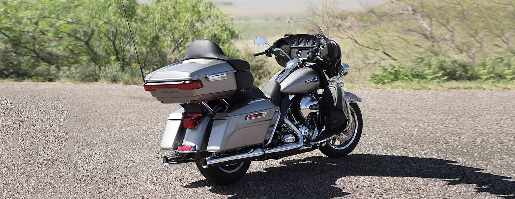 Electra Glide®  Ultra Classic®  Low