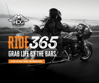Ride 365 with the Madison H.O.G.® Chapter