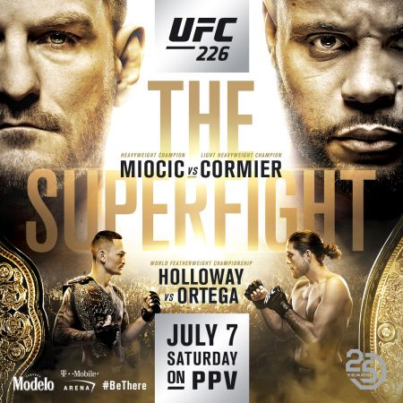 UFC 226 Fight Night