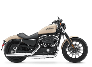 Iron 883<sup>™</sup> - 2015 Motorcycles