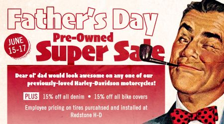 Father's Day Super Sale!
