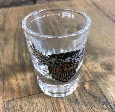Harley-Davidson® 115th Anniversary Shot Glasses