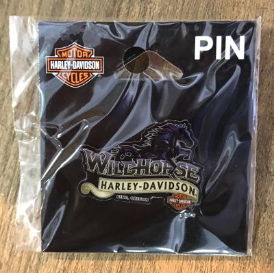 Wildhorse Harley-Davidson Custom Pin