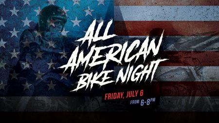 ALL AMERICAN BIKE NIGHT