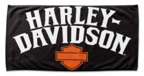 Harley-Davidson® Identity B&S ručnik za plažu
