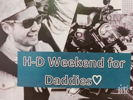 ★H-D weekend for daddies★