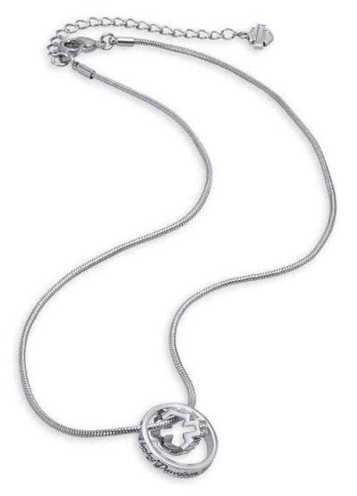 Radial Pendant ogrlica