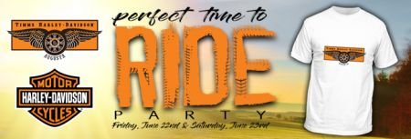 Perfect Time to Ride Party
