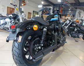 Harley-Davidson XL 1200N Iron