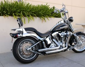 2008 Softail Springer CVO