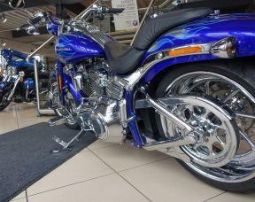Harley Davidson FXSTSSE 2009 CVO Softail Springer 1 owner from new