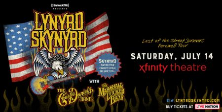 LYNYRD SKYNYRD FAREWELL TOUR!