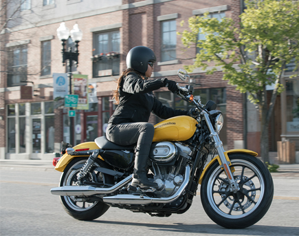 Rent Harley Davidson Mauritius