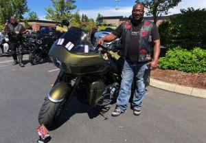 Kevin Lamar - 2011 Road Glide Ultra