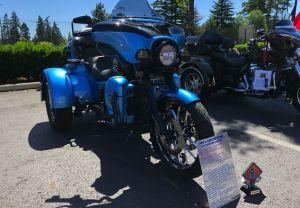 Thom Ritter - 2011 Harley-Davidson Triglide