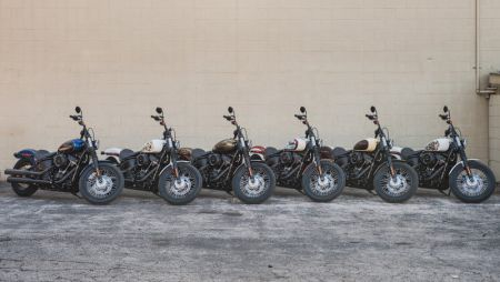 Sailor Jerry and Harley-Davidson Team Up For Some Badass Motorcycle Art