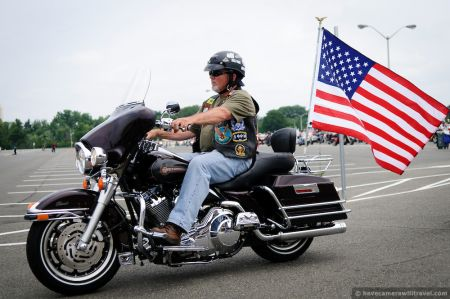 Honor & Appreciation Ride