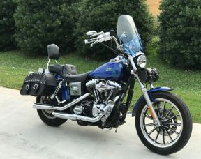 2005 - DYNA LOW RIDER