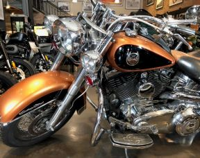 Softail Heritage Classic Anniversary Edition 105 years