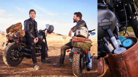 Style for the Road : HDMC teams with American Crew