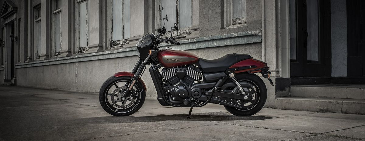 XG750 2017 Harley-Davidson Street<sup>®</sup> 750