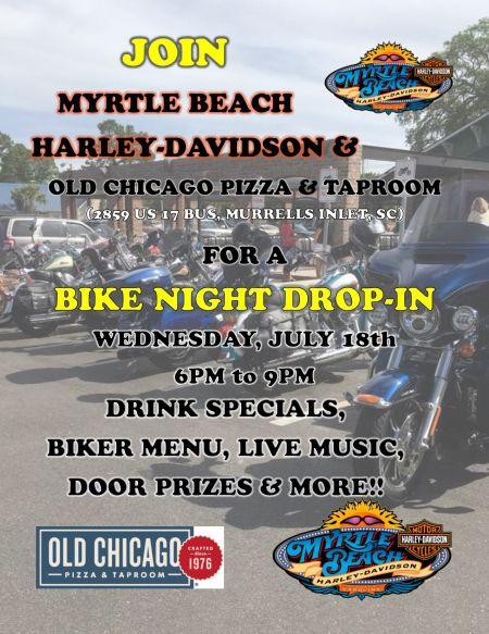 Bike Night Drop-In