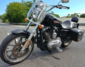 Harley Davidson Sportster XL1200T SuperLow