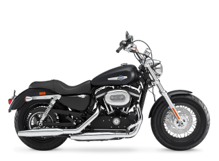 XL1200 CB Custom Limited - 2014 Motorcycles