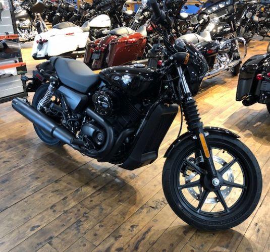 XG500 2018 Harley-Davidson Street<sup>®</sup> 500