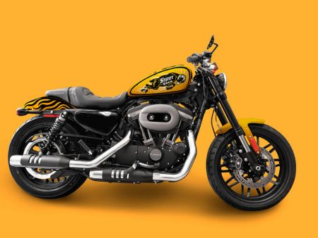 Enter To Win Texas-Themed Harley-Davidson Roadster