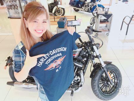 横浜Tシャツ入荷♡