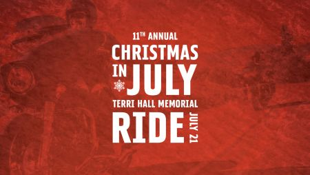 11th Annual Christmas In July Terri Hall Memorial Ride
