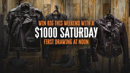 $1000 Saturday!