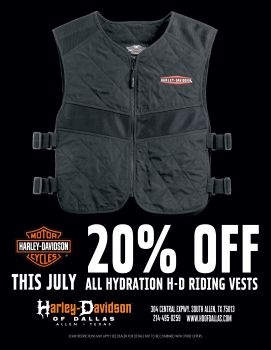 Beat the HEAT With this awesome HYDRATION VEST!
