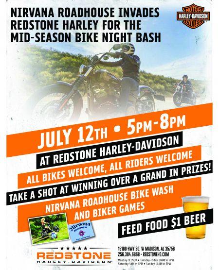 Mid-Season Bike Night Bash!