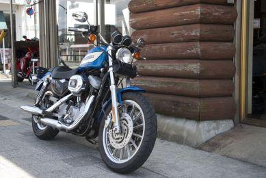 Harley-Davidson XL1200R Roadster