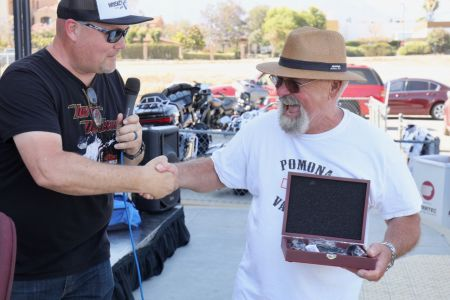 That's a wrap on PVHD's 18th Annual Bike and Hot-Rod Show!